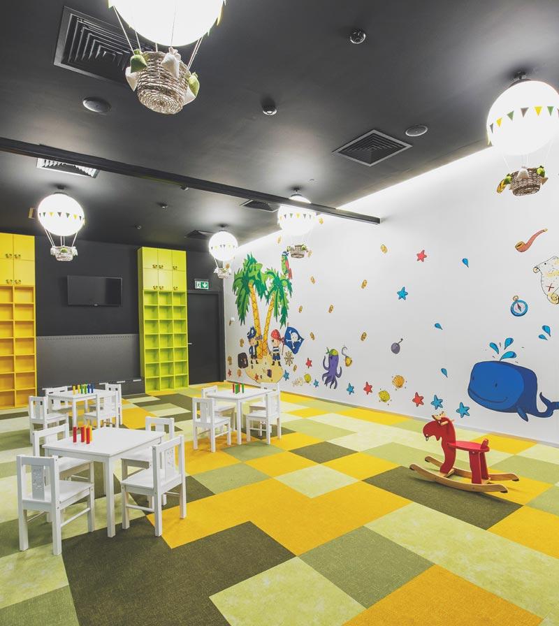 Детски клуб Ресторант Градина Корията