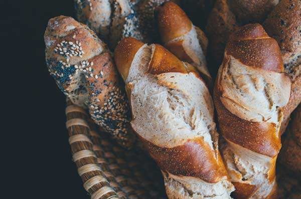 Корията доставка хляб